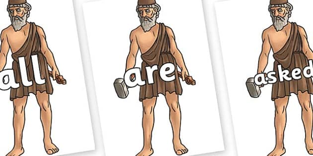 Tricky Words on Hephaestus - Tricky words, DfES Letters and Sounds, Letters and sounds, display, words