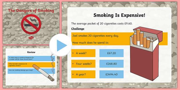 Pulleys Powerpoint Ks2 : The dangers of smoking powerpoint ks science pshe