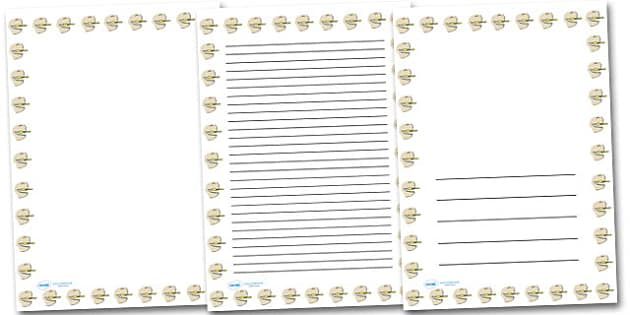 Brushing Teeth Portrait Page Borders- Portrait Page Borders - Page border, border, writing template, writing aid, writing frame, a4 border, template, templates, landscape
