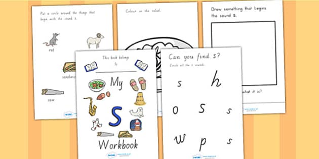 My S Workbook Colour VIC - letter formation, A, writing aid