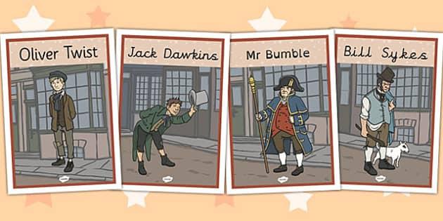 Oliver Twist Display Posters - oliver twist, display, posters