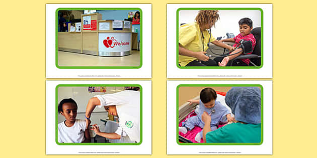 Doctor Display Photos - Doctors, help, surgery, waiting room, healthy, poorly, ill, medicine