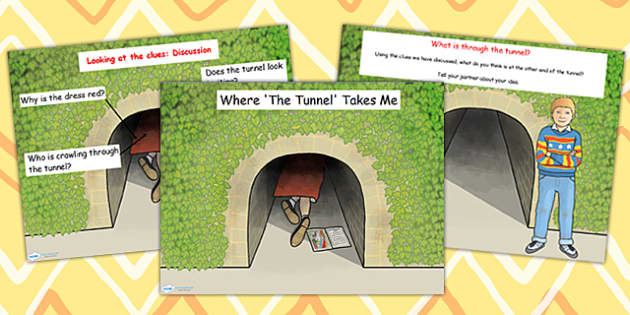 Where The Tunnel Takes Me Predicting the Plot of Task Setter