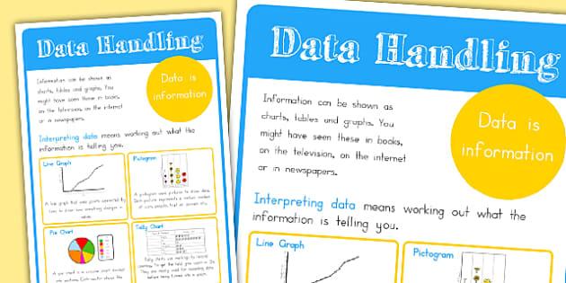Data Handling Poster - australia, data handling, poster, display