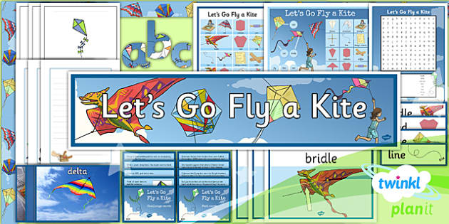 PlanIt - DT LKS2 - Let's Go Fly a Kite Unit Additional Resources