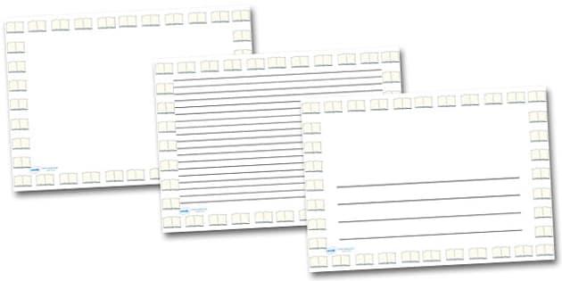 Big Open Book Landscape Page Borders- Landscape Page Borders - Page border, border, writing template, writing aid, writing frame, a4 border, template, templates, landscape