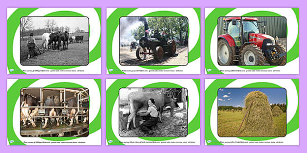 Farm Equipment Old and New Display Photos - farm, farm equipment, farming equipment, farm equipment photo posters, old and new farm equipment, on the farm
