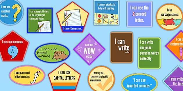 Writing Explorers Achievement Badges - writing explorers, achievement, badges, writing, explorers
