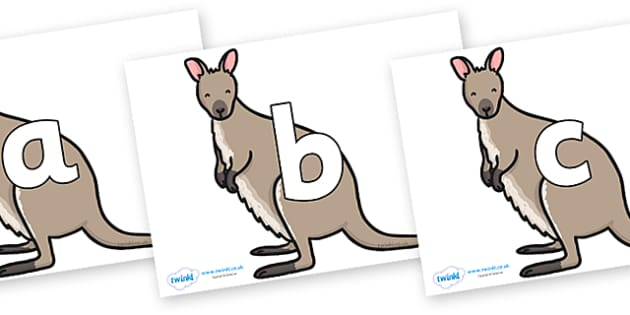 Phoneme Set on Wallaby - Phoneme set, phonemes, phoneme, Letters and Sounds, DfES, display, Phase 1, Phase 2, Phase 3, Phase 5, Foundation, Literacy