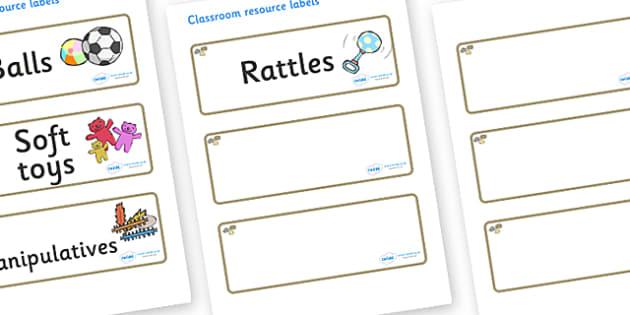 Pebble Themed Editable Additional Resource Labels - Themed Label template, Resource Label, Name Labels, Editable Labels, Drawer Labels, KS1 Labels, Foundation Labels, Foundation Stage Labels, Teaching Labels, Resource Labels, Tray Labels, Printable l