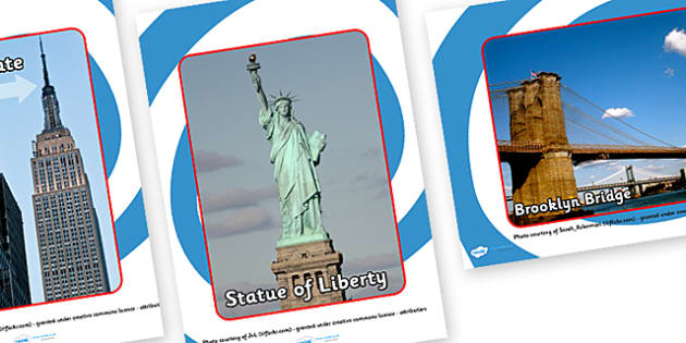 New York Role Play Tourist Attraction Posters - new york, role play, tourist attraction, posters, new york posters, new york role play, tourist posters