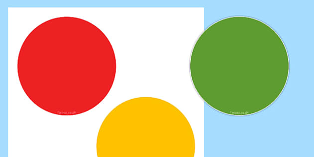Traffic Light Cut Outs - traffic lights, cut outs, cut, out, traffic, light, role play, behaviour management