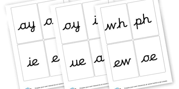 phase 5 phoneme flashcards - Phase 5 Display Phonemes Primary Resources, Display, Letters, Word