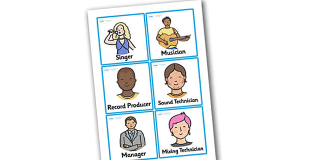 Music Production Studio Role Play Badges - music production studio, role play, badges, music production badges, role play badges, music production