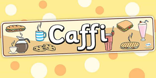 Cafe Role Play Banner (Welsh Translation) - roleplay, header, wales