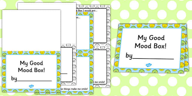 Good Mood Hunt Activity Sheet - good mood, hunt, activity, sheet, worksheet
