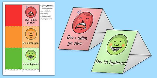 Goleuadau traffig a triongl emosiwn - triongl, emosiwn, goleuadau traffig