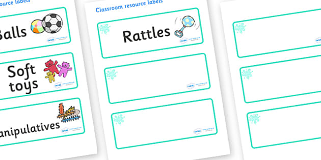 Turquoise Themed Editable Additional Resource Labels - Themed Label template, Resource Label, Name Labels, Editable Labels, Drawer Labels, KS1 Labels, Foundation Labels, Foundation Stage Labels, Teaching Labels, Resource Labels, Tray Labels, Printabl