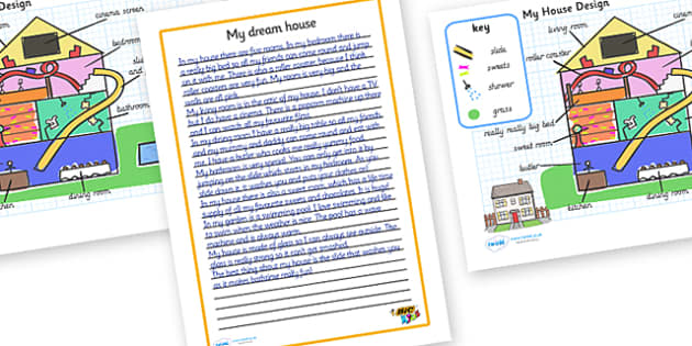 Twinkl's BIC Picture Competition Entry - BIC picture, houses and homes, house, home, Word cards, Word Card, flashcard, flashcards, brick, stone, detached, terraced, bathroom, kitchen, door, caravan, where we live, ourselves