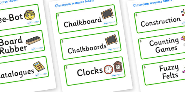 Birch Tree Themed Editable Additional Classroom Resource Labels - Themed Label template, Resource Label, Name Labels, Editable Labels, Drawer Labels, KS1 Labels, Foundation Labels, Foundation Stage Labels, Teaching Labels, Resource Labels, Tray Label