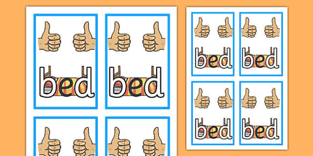 b and d Confusion Cards - b and d, confusion cards, confusion, cards, b, d, letters