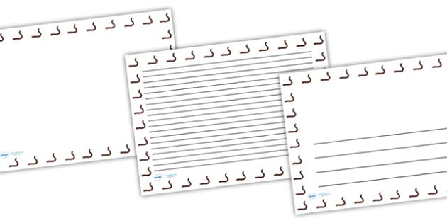 Millipede Full Page Borders (Landscape) - page borders, millipede page borders, millipede borders for page, landscape, minibeasts, A4, border for page