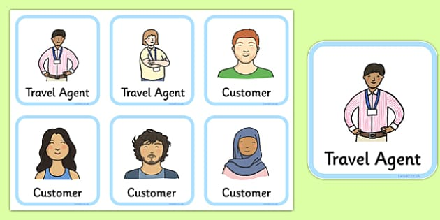 Travel Agents Role Play Badges - travel agents role play, role play travel agent, role play badges, travel agent badges, role play travel agent badges