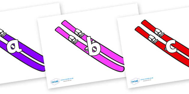 Phase 2 Phonemes on Skis - Phonemes, phoneme, Phase 2, Phase two, Foundation, Literacy, Letters and Sounds, DfES, display