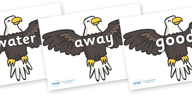 Next 200 Common Words on Eagles - Next 200 Common Words on  - DfES Letters and Sounds, Letters and Sounds, Letters and sounds words, Common words, 200 common words