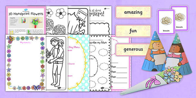 Mother's Day SEN Resource Pack - mothers day, sen, resource pack, resource, pack, celebration