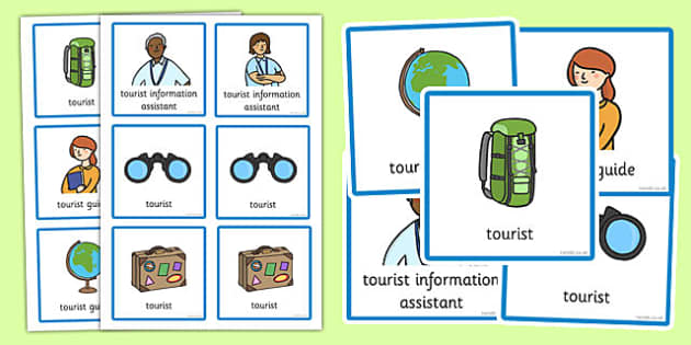 Berlin Tourist Information Office Role Play Badges - role-play