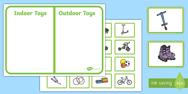 Toys Classification Sorting Game - toys, sorting, sorting games