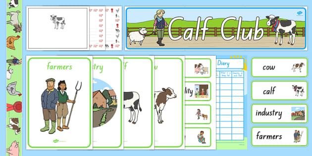 Calf Club Resource Pack - Calf Club, nz, new zealand, farming, farm, ag day, agriculture, agricultural, cows, farming