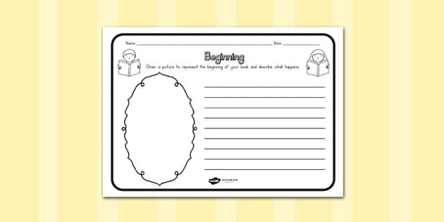 Beginning Comprehension Worksheet - australia, beginning, sheet