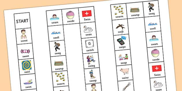 SW Board Game - sw sound, board game, game, sound, activity