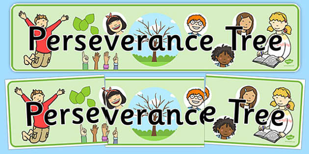 Perseverance Tree Display Banner - perseverance tree, display banner, display, banner, tree