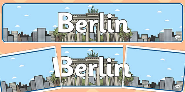 Berlin Role Play Banner - role-play, berlin, banner, display