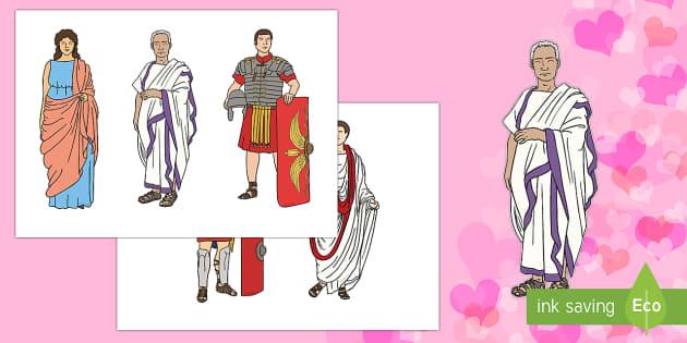 Saint Valentine Story Stick Puppets - Valentine's Day,  Feb 14th, love, cupid, hearts, valentine, saint, 14th Feb