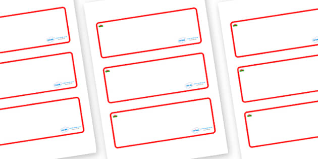 Wales Themed Editable Drawer-Peg-Name Labels (Blank) - Themed Classroom Label Templates, Resource Labels, Name Labels, Editable Labels, Drawer Labels, Coat Peg Labels, Peg Label, KS1 Labels, Foundation Labels, Foundation Stage Labels, Teaching Labels
