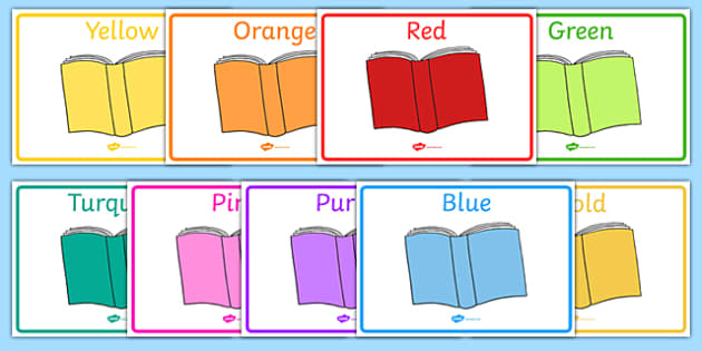 Editable Class Group Signs (Coloured Books) - Books, books, group signs, group labels, group table signs, table sign, teaching groups, class group, class groups, table label