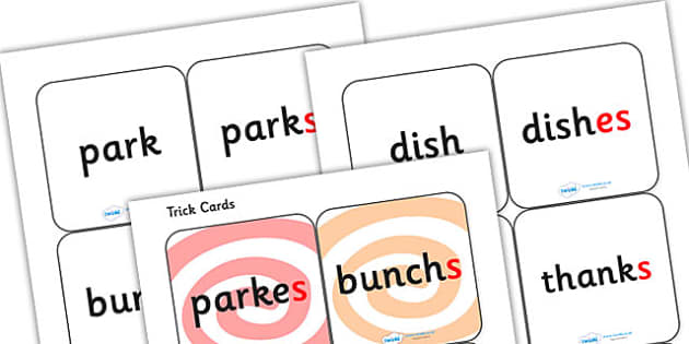 Suffix s and es Matching Cards - suffixes, suffix, suffix matching cards, prefixes and suffixes, suffixes s and es, suffix game, suffix activity, word ends