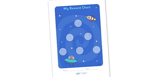 Space Large Sticker Reward Chart - Space Large Sticker Reward Chart, sticker, stickers, chart, sticker chart, reward, award, space, pace themed, large, large stickers, reward chart