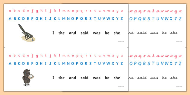 Beatrix Potter - The Tale of the Pie and the Patty Pan Combined Number and Alphabet Strips - beatrix potter, pie, patty pan, number, alphabet, strips