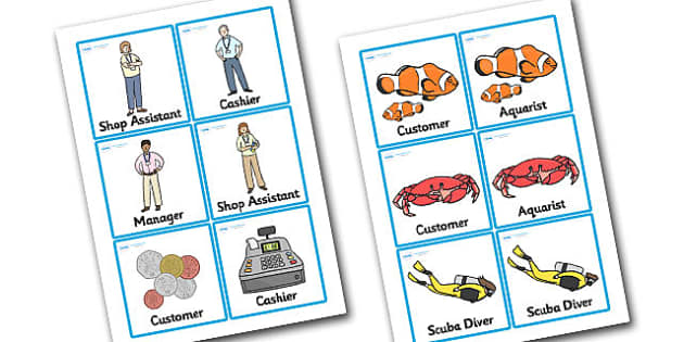 The Aquarium Role Play Badges - aquarium, role, play, role play, badges, role play badges, aquarium badges, badges for aquarium, badges for role play