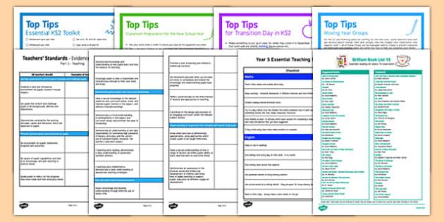 Teaching in Y5 Resource Pack