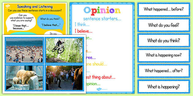 KS2 Literacy Speaking and Listening Catch Up Resource Pack - pack