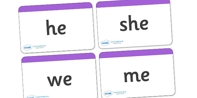 Phase 3 Decodable / Tricky Word Cards - Tricky word cards, decodable word cards, Letters and Sounds, Phase 3, Phase three, Foundation, Literacy, reading sentences, captions