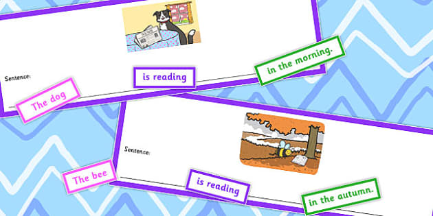 Who What Doing When Unusual Cut Up Sentences - sentences, unusual