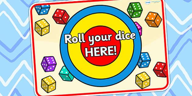 Dice Mats - dice, mats, games, puzzles, dice games, wet play