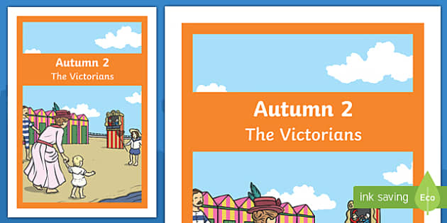 The Victorians Cover Page Autumn 2 - the victorians, victorians cover page, cover page, cover, autumn 2